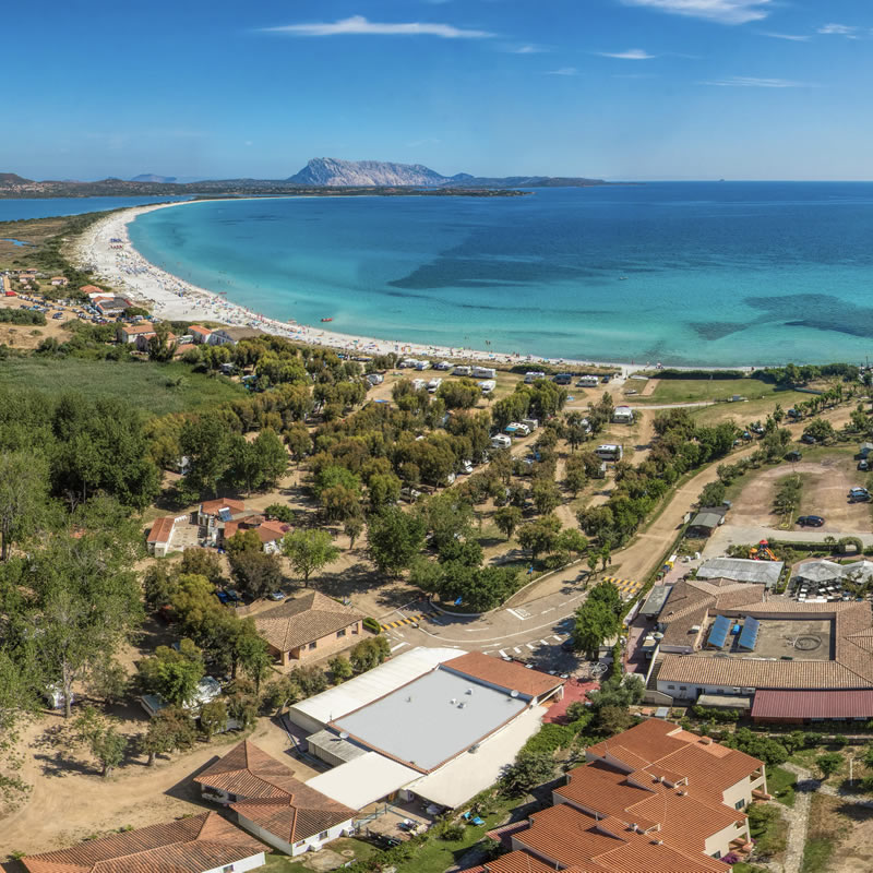 Virtual tour 360° Camping San teodoro La Cinta